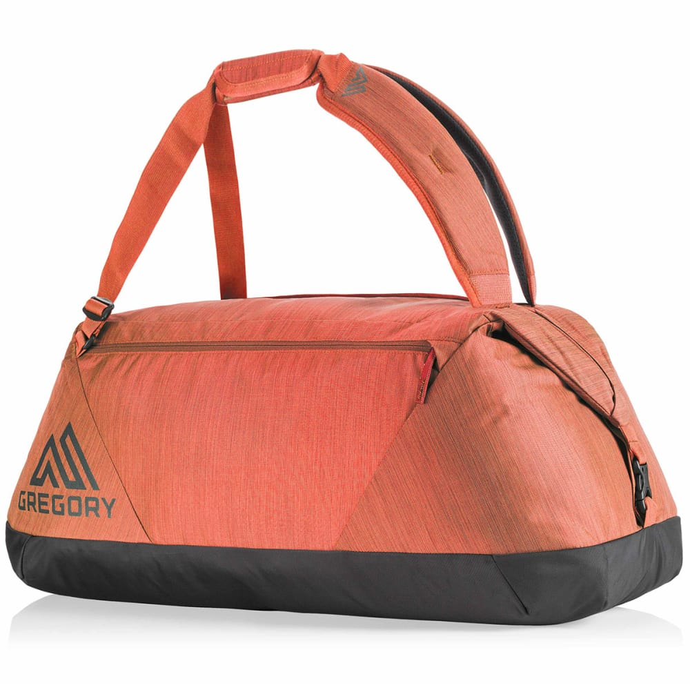 GREGORY 65L Stash Duffel - AUTUMN RUST