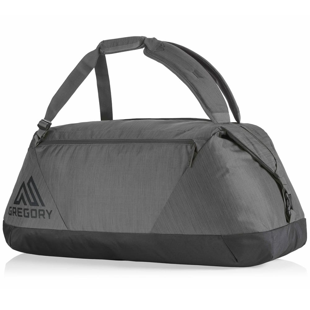 GREGORY Stash Duffle Bag, 95 - SHADOW BLACK