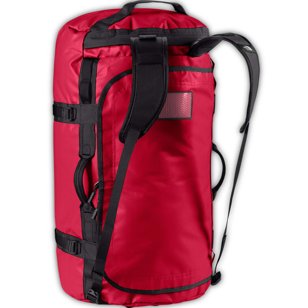 THE NORTH FACE Base Camp Duffle, Medium - TNF RED/BLACK
