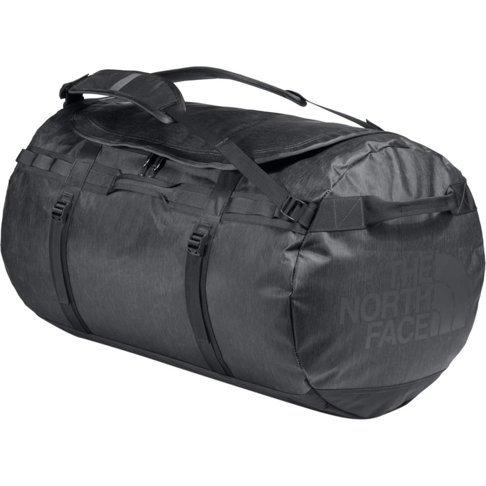 THE NORTH FACE Base Camp Duffel Bag, XL - TNF DARK GREY HEATHR
