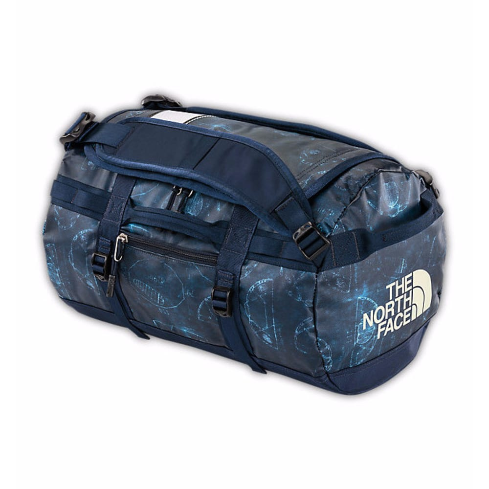THE NORTH FACE XS Base Camp Duffel Bag - COSMIC BLUE PRINT