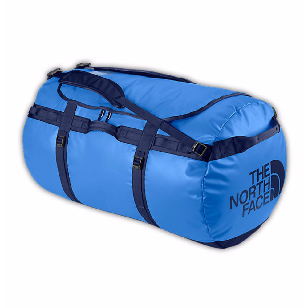 THE NORTH FACE Base Camp Duffel Bag, Small - BOMBER BLUE/COSMIC