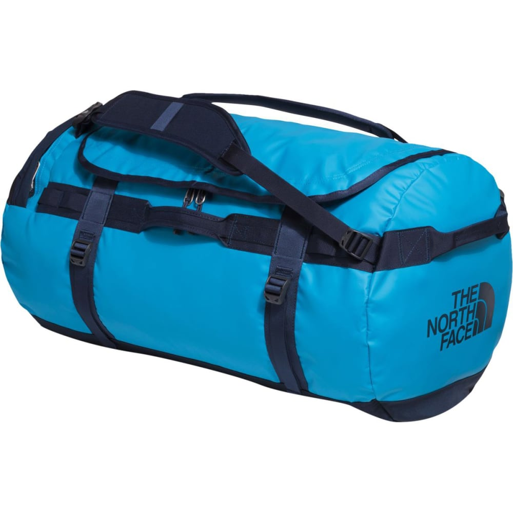THE NORTH FACE Base Camp Duffel Bag, Small - HYPER BLUE/NAVY