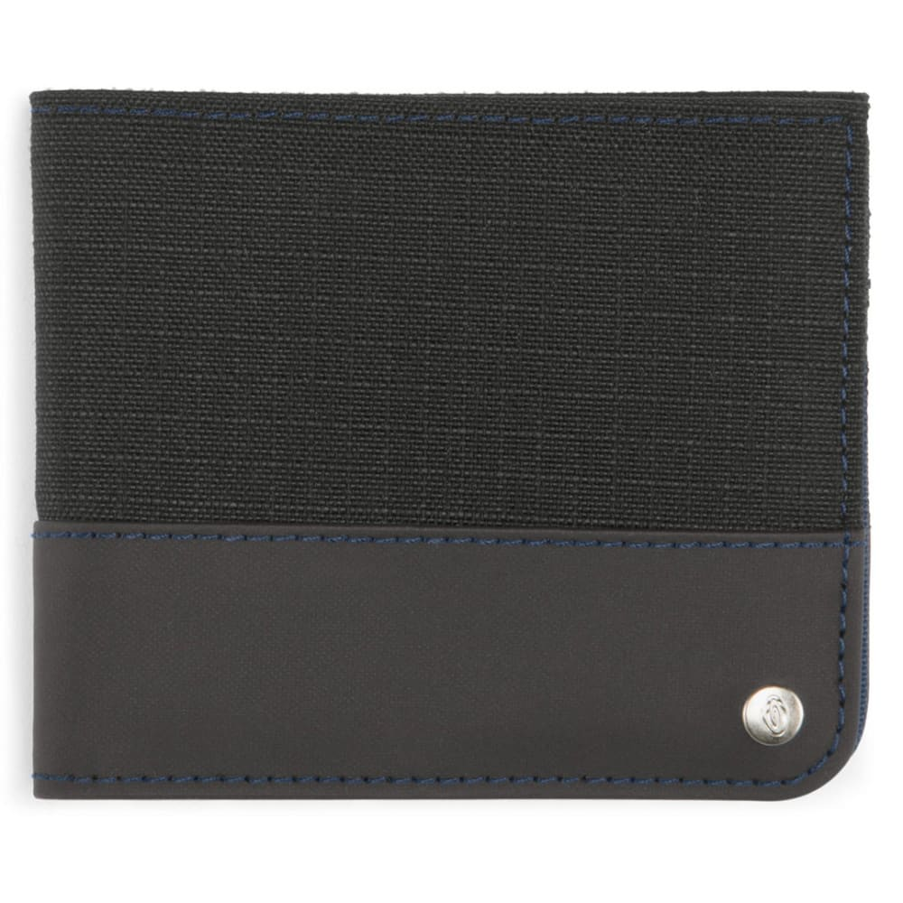 TIMBUK 2 Core Wallet, Black/Grey - OTH PATTRN