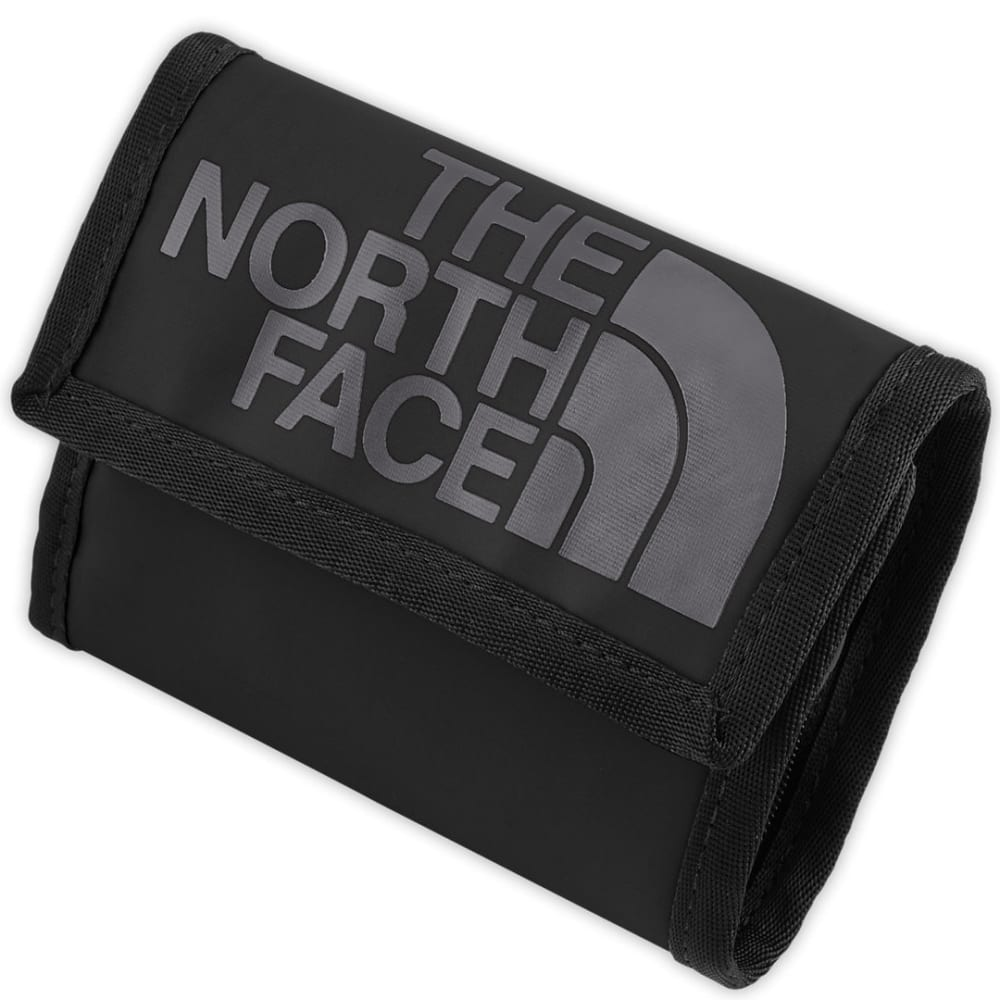 THE NORTH FACE Base Camp Wallet - TNF BLACK