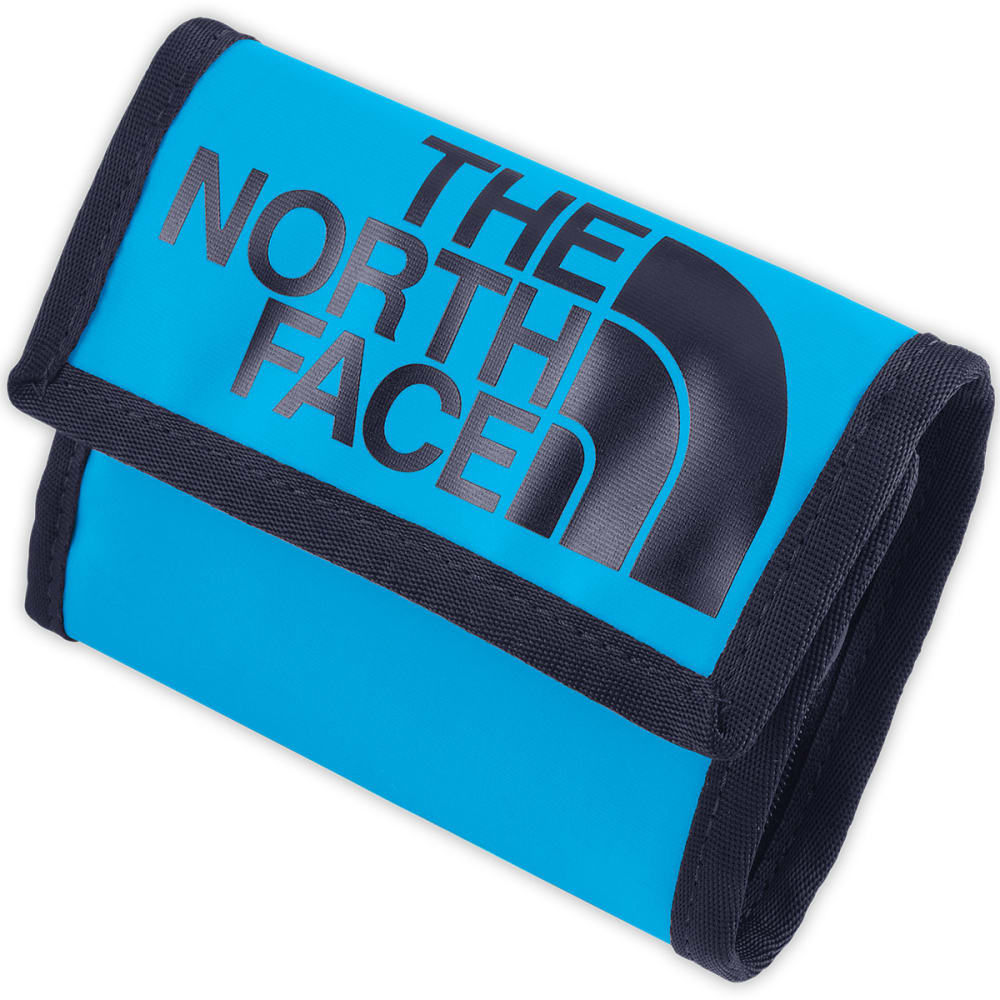 THE NORTH FACE Base Camp Wallet - HYPER BLUE/NAVY