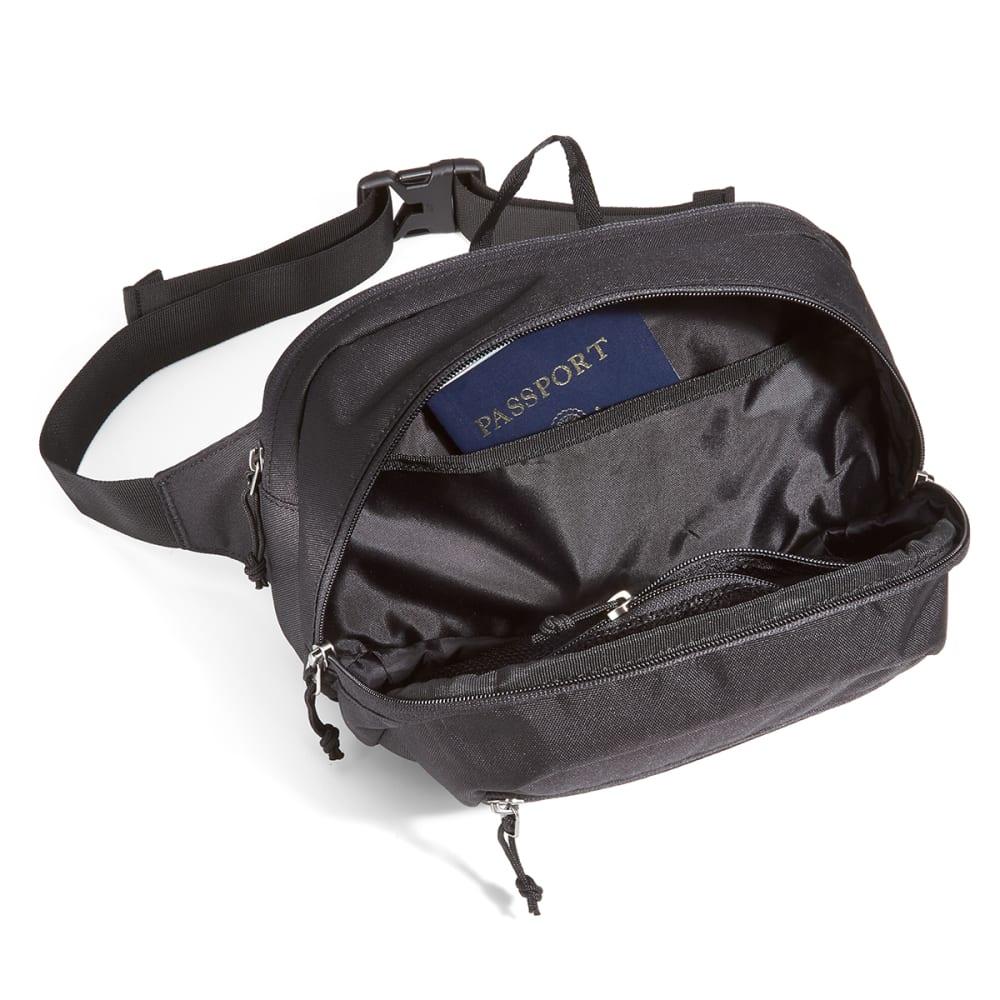 EMS® Travel Waist Pack, Large - BLACK