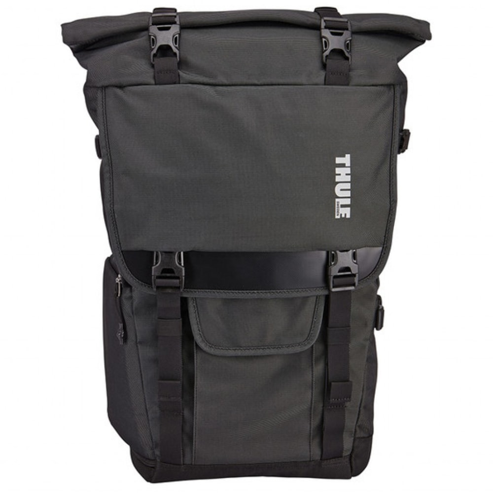 THULE Covert DSLR Rolltop Backpack - DARK SHADOW