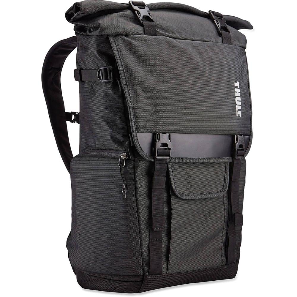 THULE Covert DSLR Rolltop Backpack - DARK SHADOW