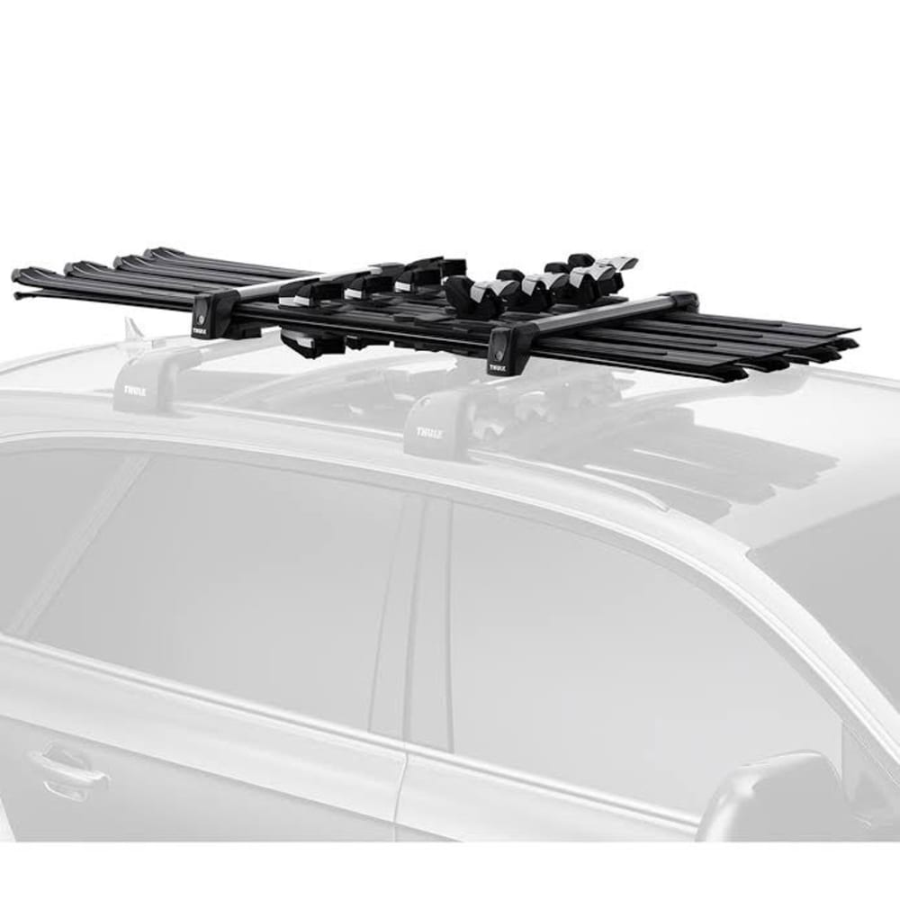 THULE SnowPack 7324, 4-Ski Carrier - NONE