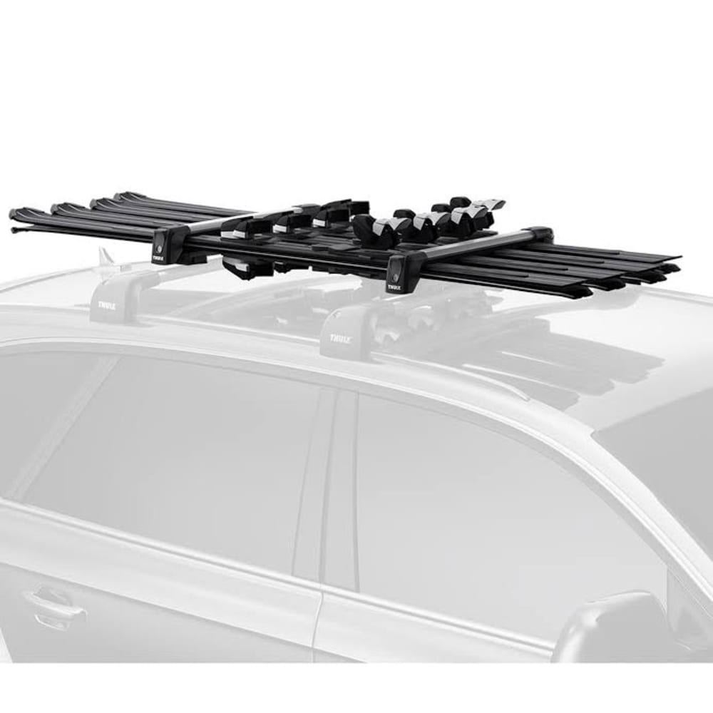 THULE SnowPack 7326, 6 Ski Carrier - NONE