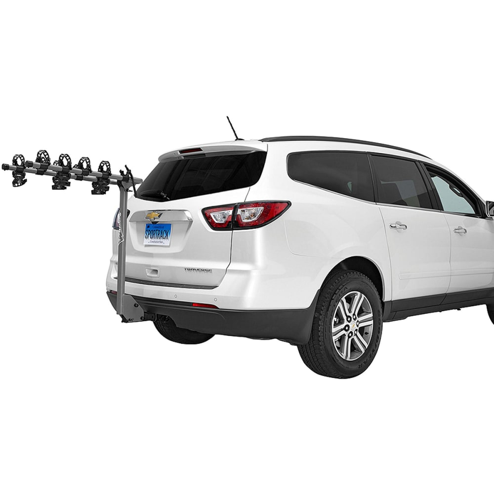 SPORTRACK Ridge 5 Hanging Hitch Bike Carrier - NONE