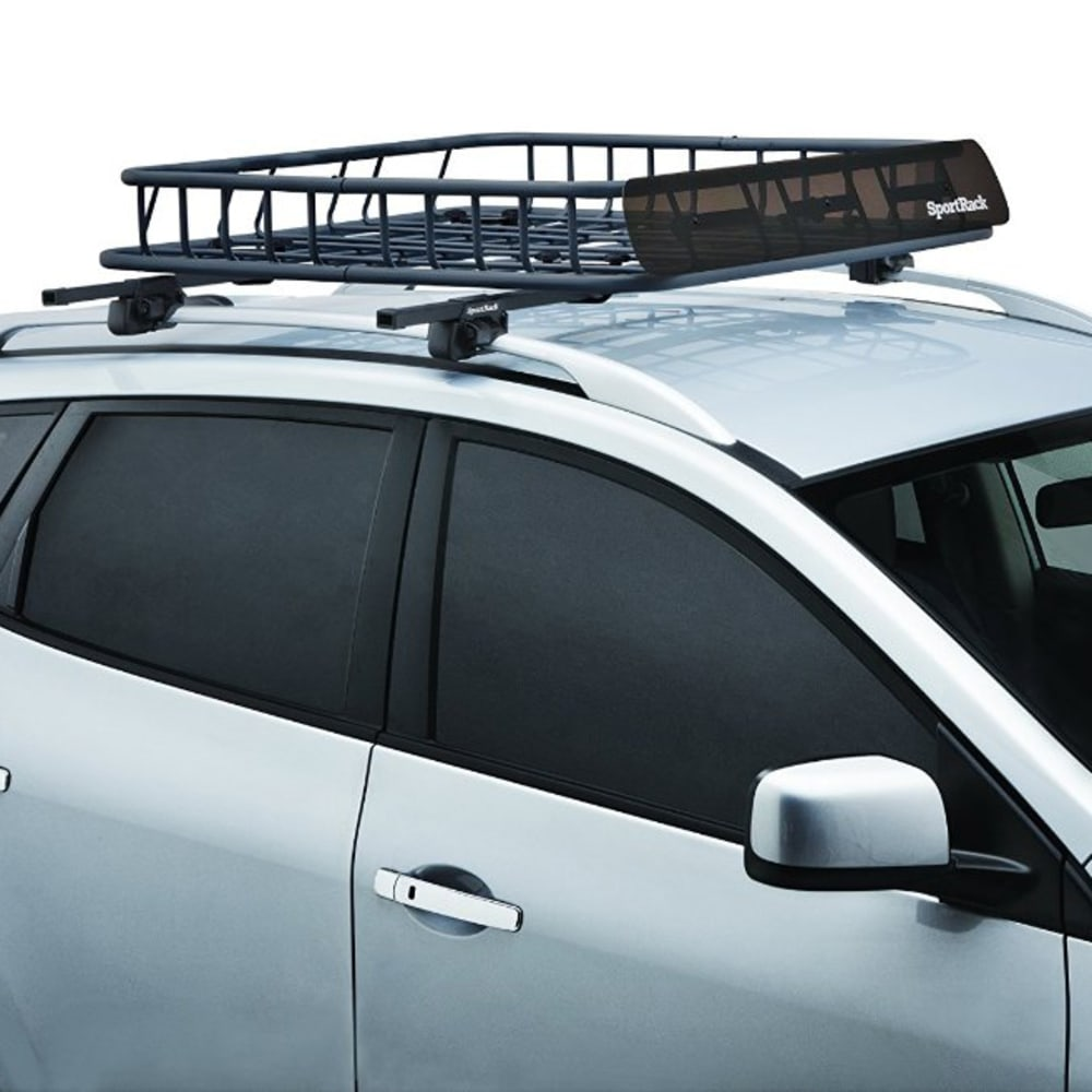 SPORTRACK Vista Roof Mounted Cargo Basket - NONE