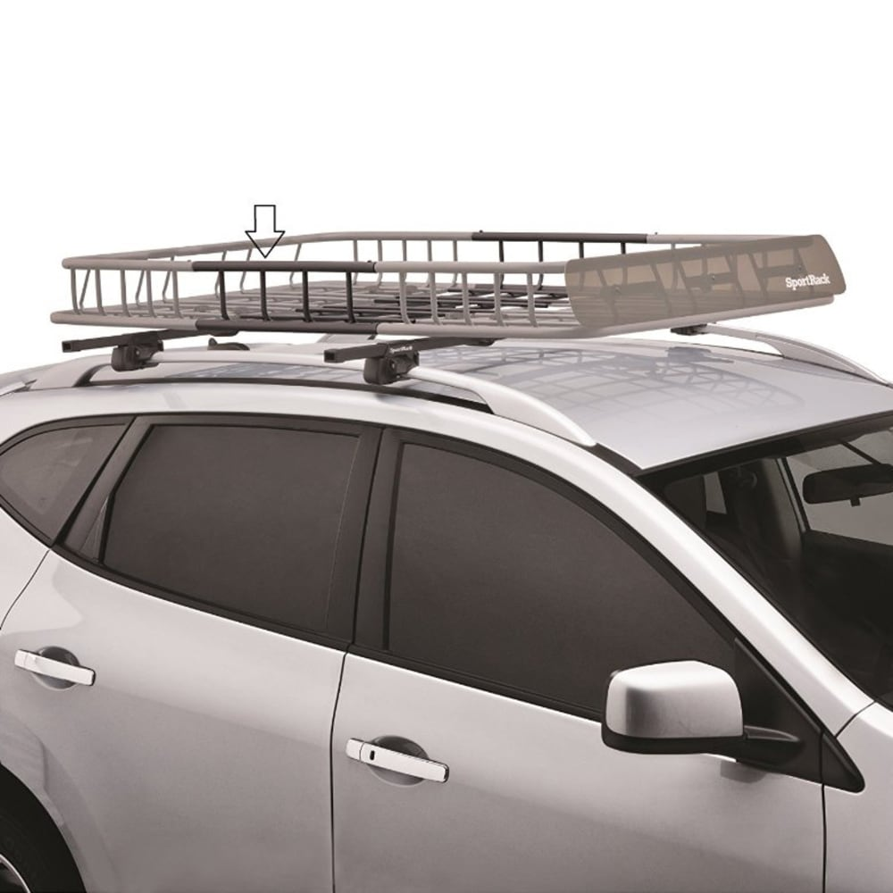 SPORTRACK Vista Roof Basket Extension - NONE