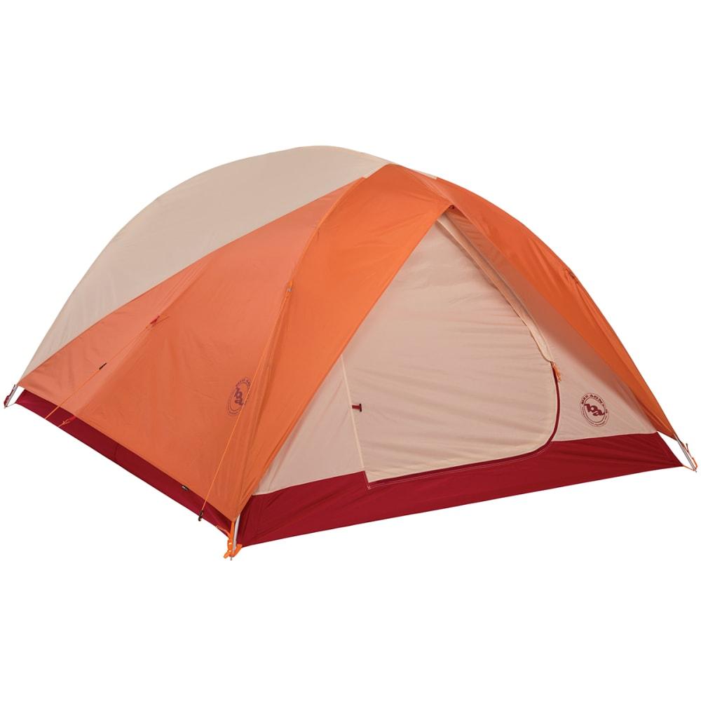 BIG AGNES Rocky Peak 4 mtnGLO® Tent - ORNG/CREAM