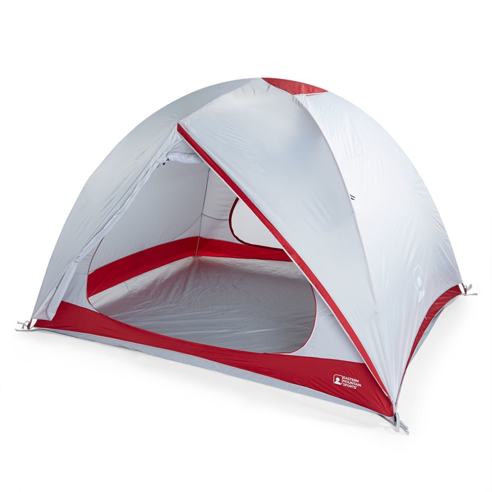 EMS® Big Easy 6 Tent - CHILIPEPPER