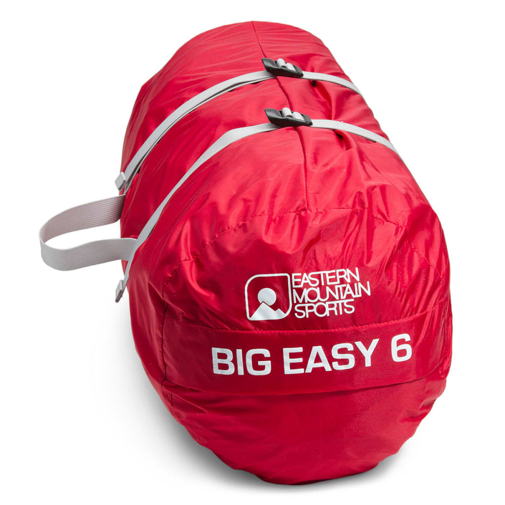 EMS® Big Easy 6 Tent - CHILIPEPPER