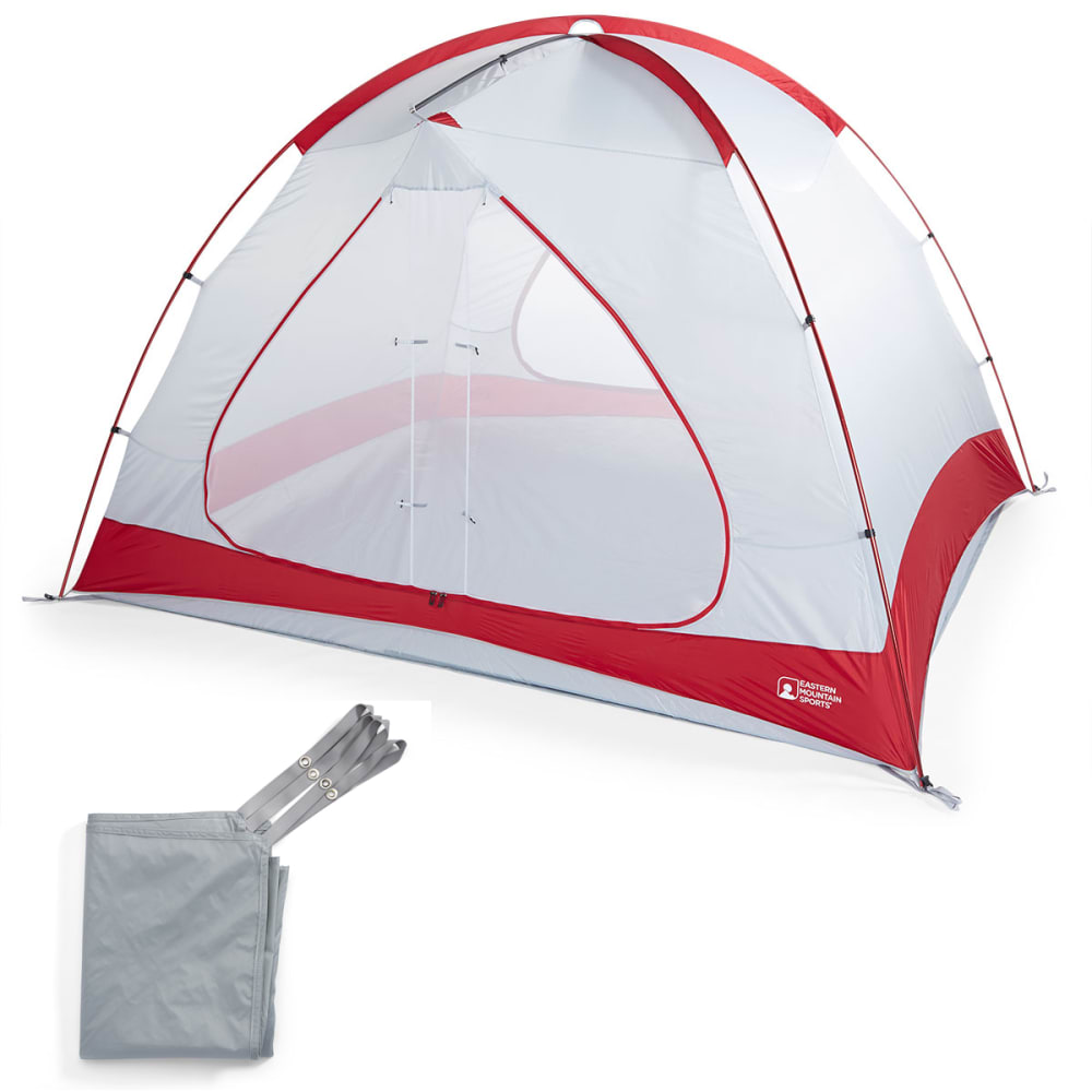 EMS Big Easy 6 Tent - CHILIPEPPER