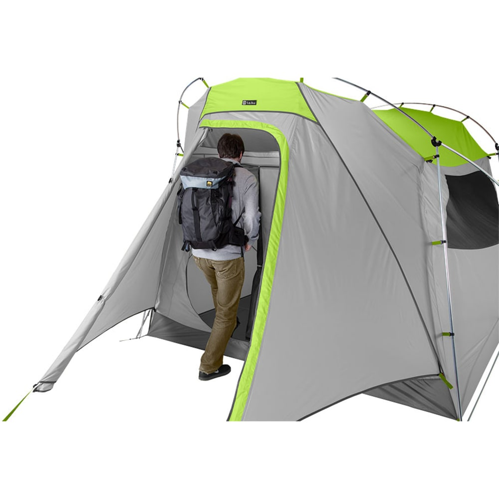 NEMO Wagontop™ 4P Camping Tent - GRY/GREEN