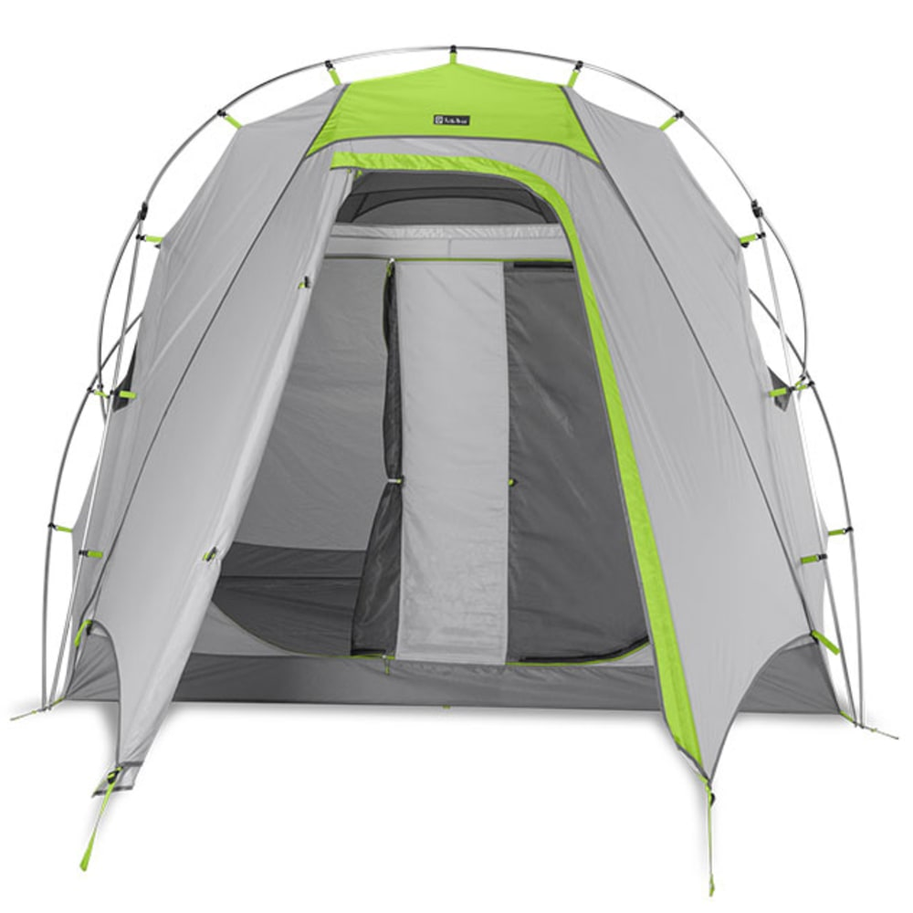 NEMO Wagontop 4P Camping Tent - GRY/GREEN