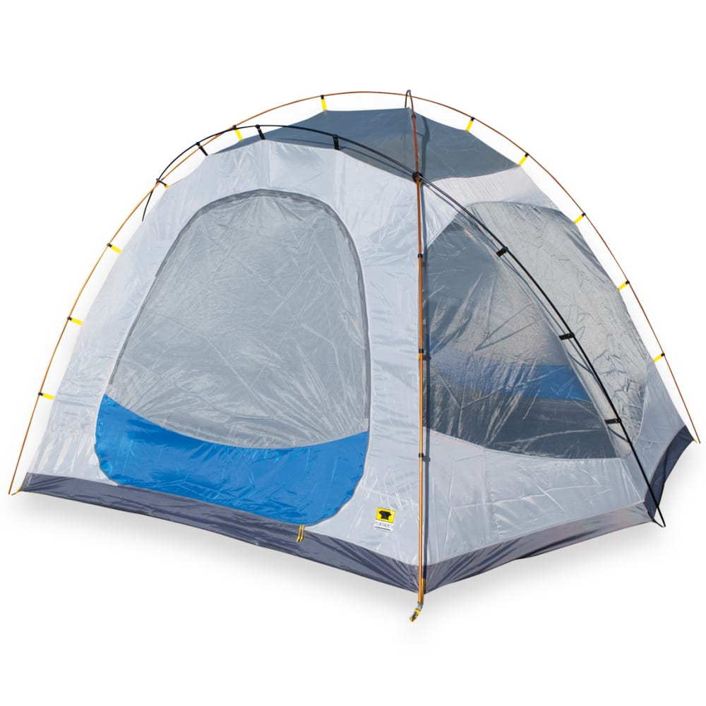 MOUNTAINSMITH Conifer 5+ Person Tent - CITRON