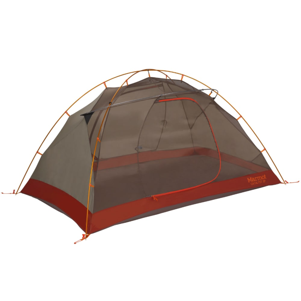 MARMOT Catalyst 3P Tent - RUSTED ORANGE