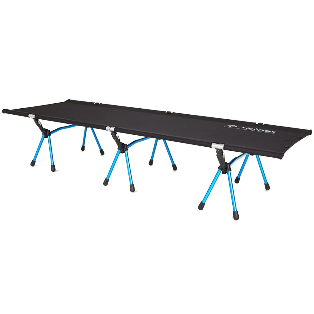 BIG AGNES Helinox High Cot - BLACK