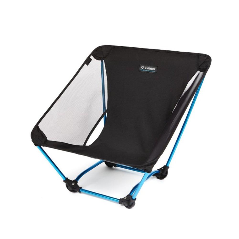BIG AGNES Helinox Ground Chair, Black - BLACK