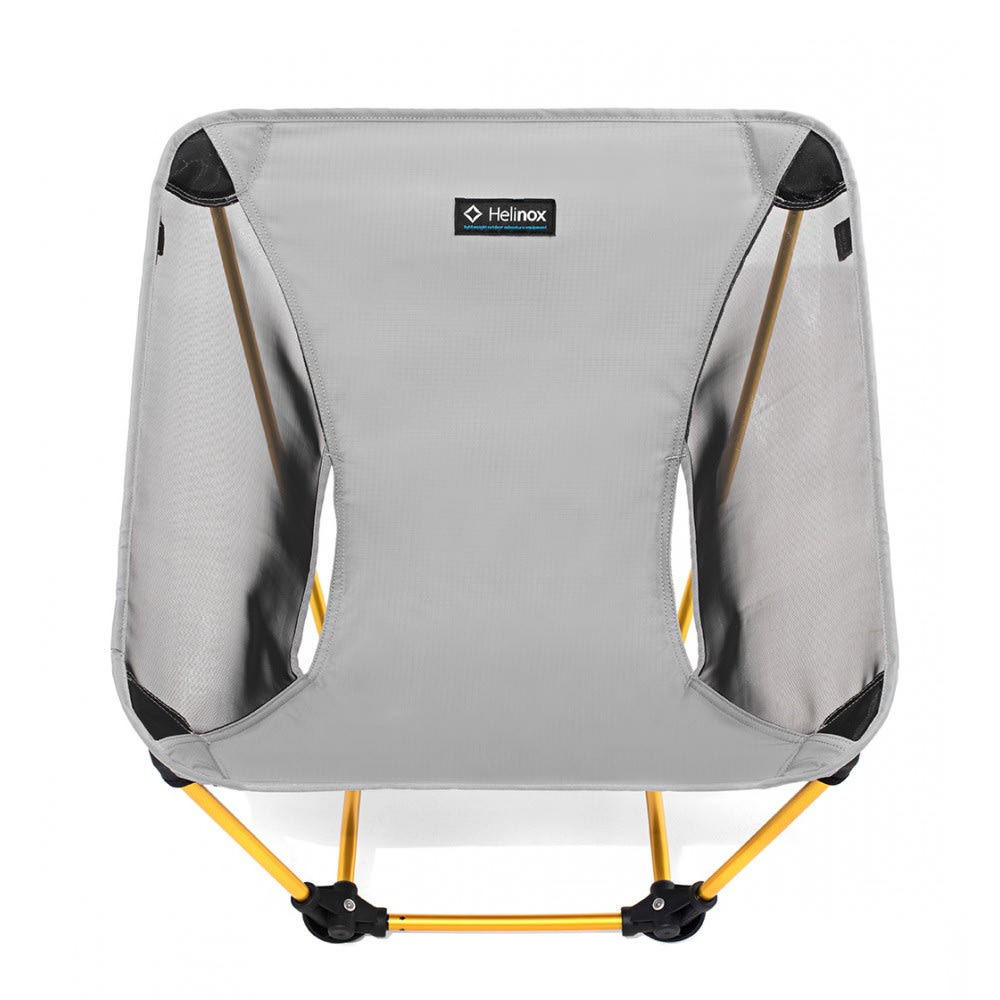 BIG AGNES Helinox Ground Chair, Cloudburst Grey - CLOUDBURST GREY