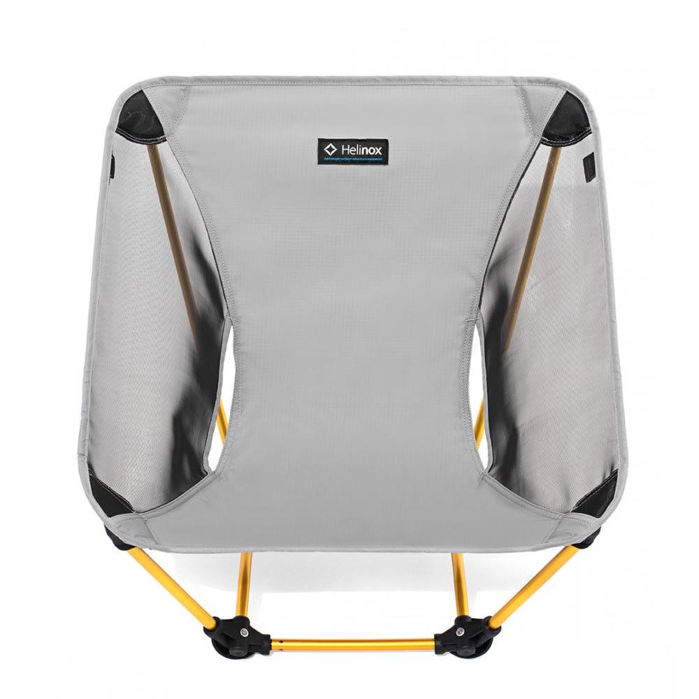 BIG AGNES Helinox Ground Chair, Cloudburst Grey - CLOUDBURST GREY