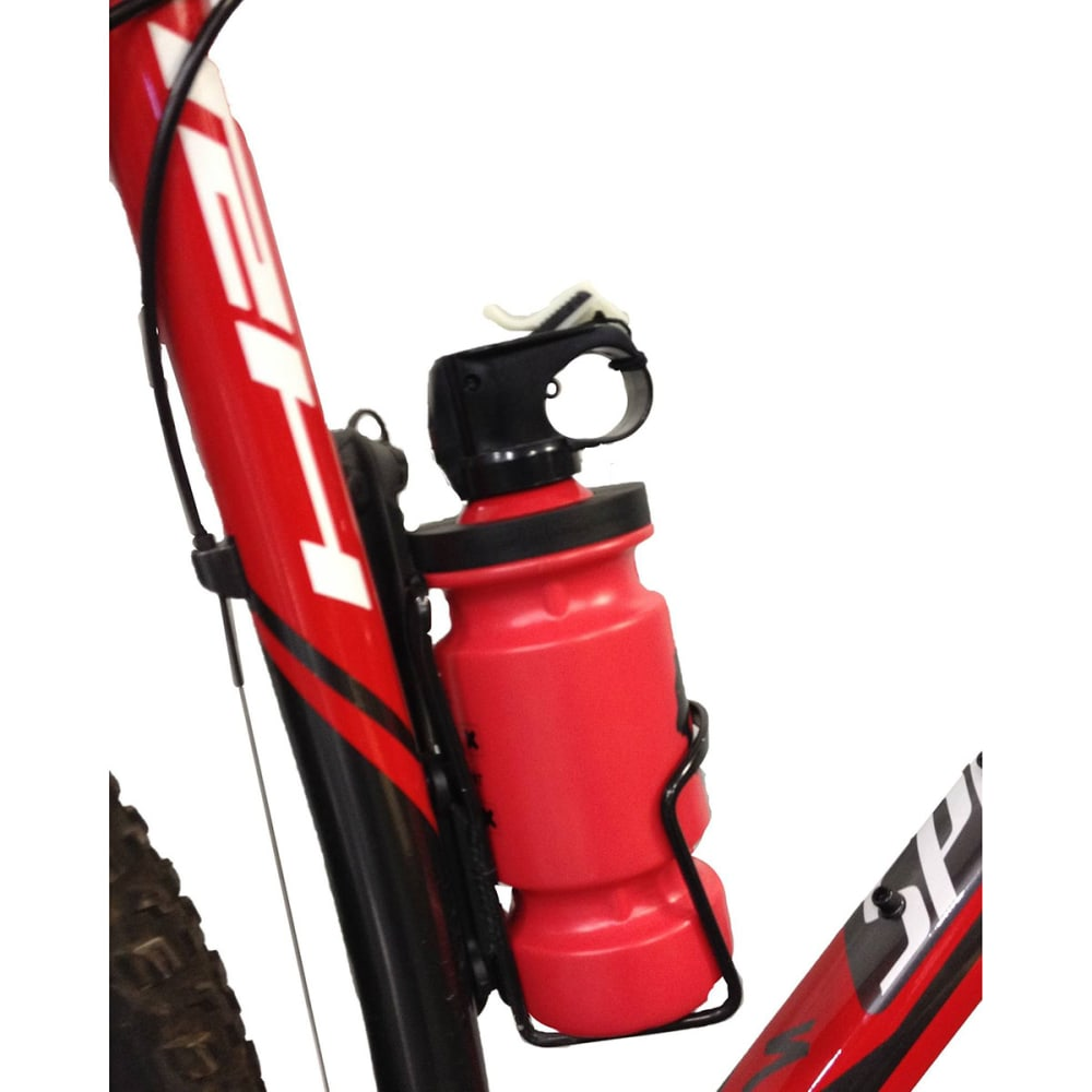 COUNTER ASSAULT Bear Spray Bicycle Kozee Tote Holster - RED