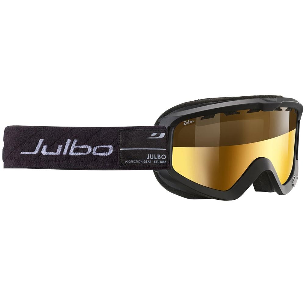 JULBO Bang Next Over The Glasses Goggles - BLACK / RED / ZEBRA