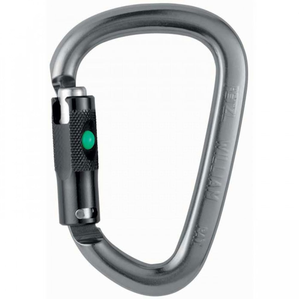 PETZL William Ball Lock Carabiner - NONE