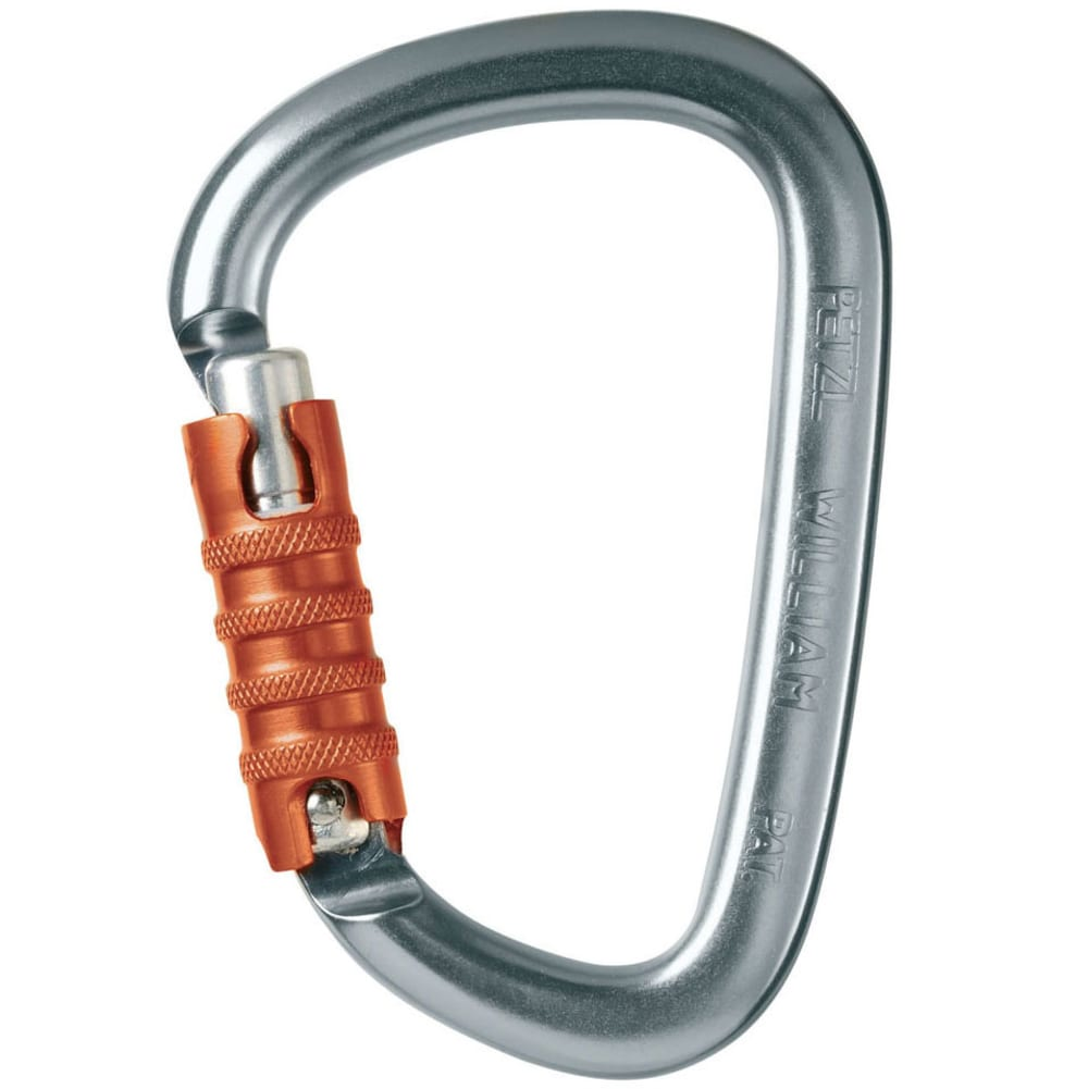 PETZL William Triact Lock Carabiner - NULL