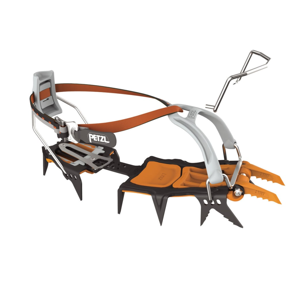 PETZL Lynx Modular Crampons NO SIZE
