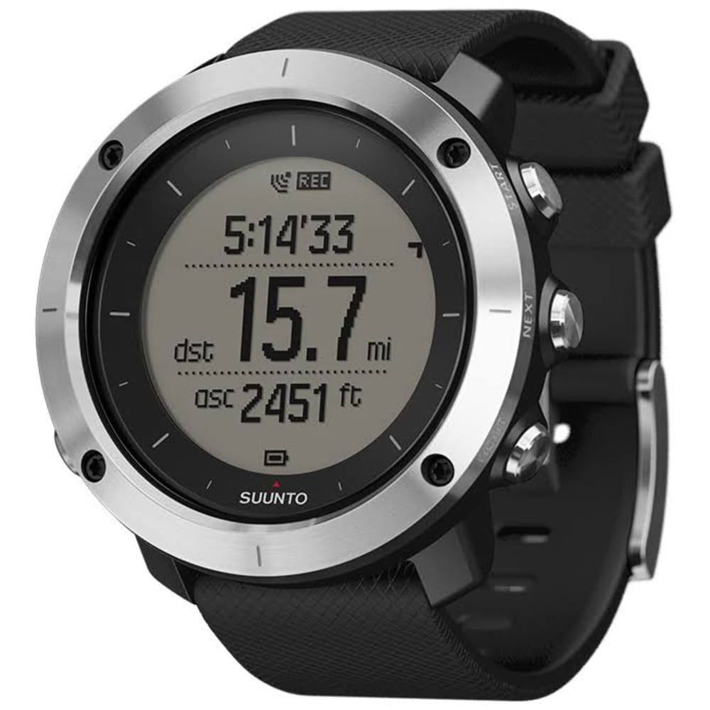 SUUNTO Traverse GPS Watch - BLACK-1843000