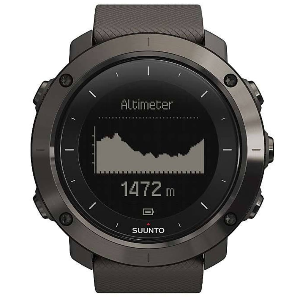 SUUNTO Traverse GPS Watch - GRAPHITE-2226000