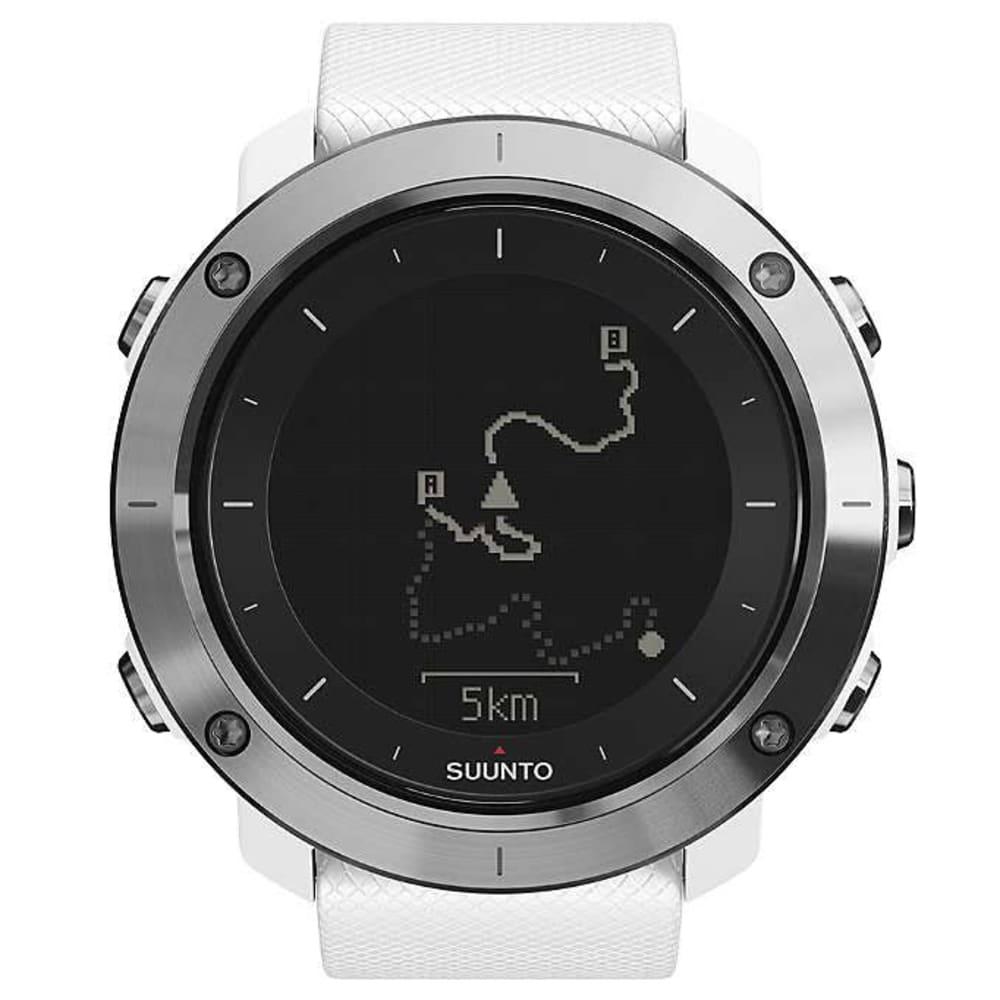 SUUNTO Traverse GPS Watch - WHITE-1842000