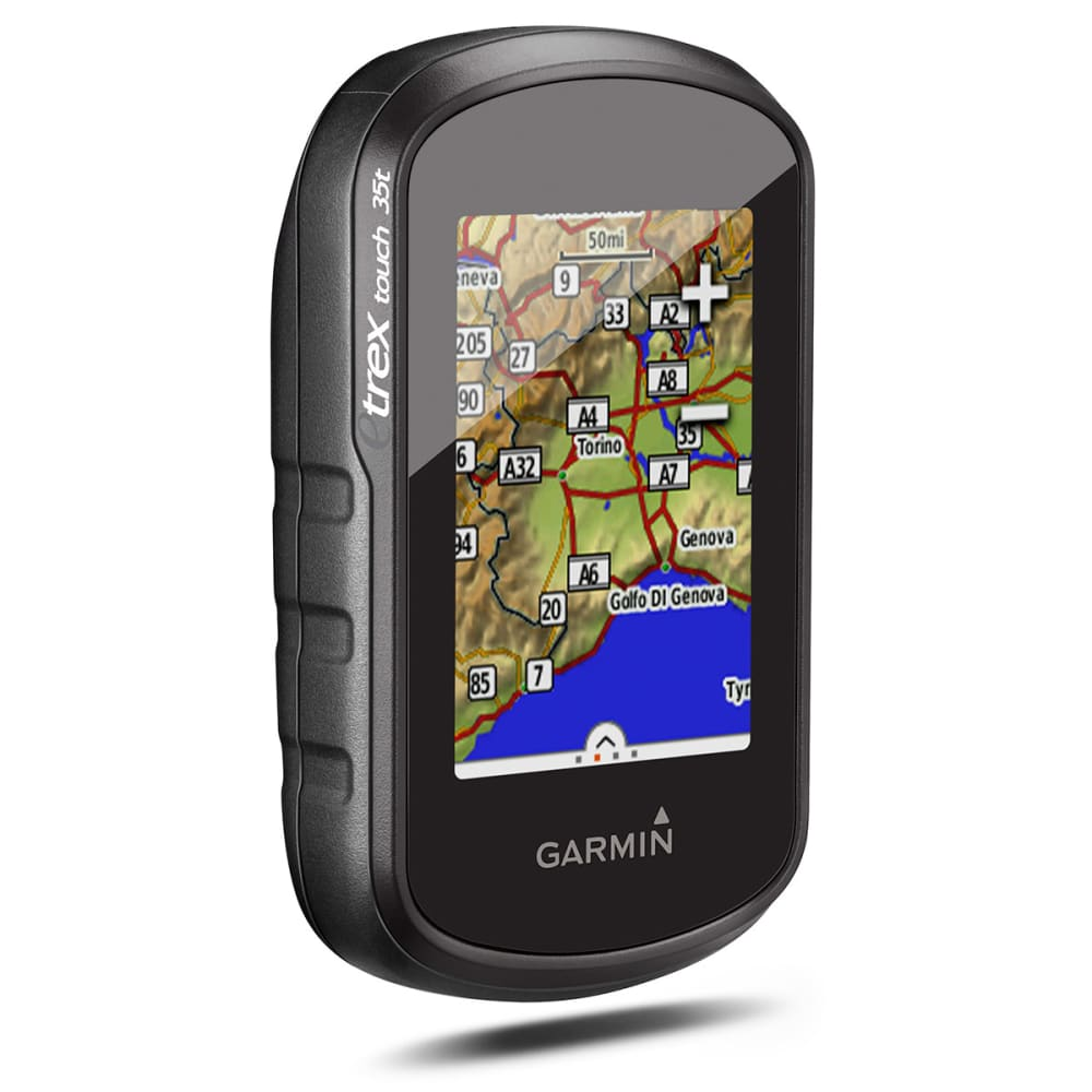 GARMIN eTrex® Touch 35T - BLACK