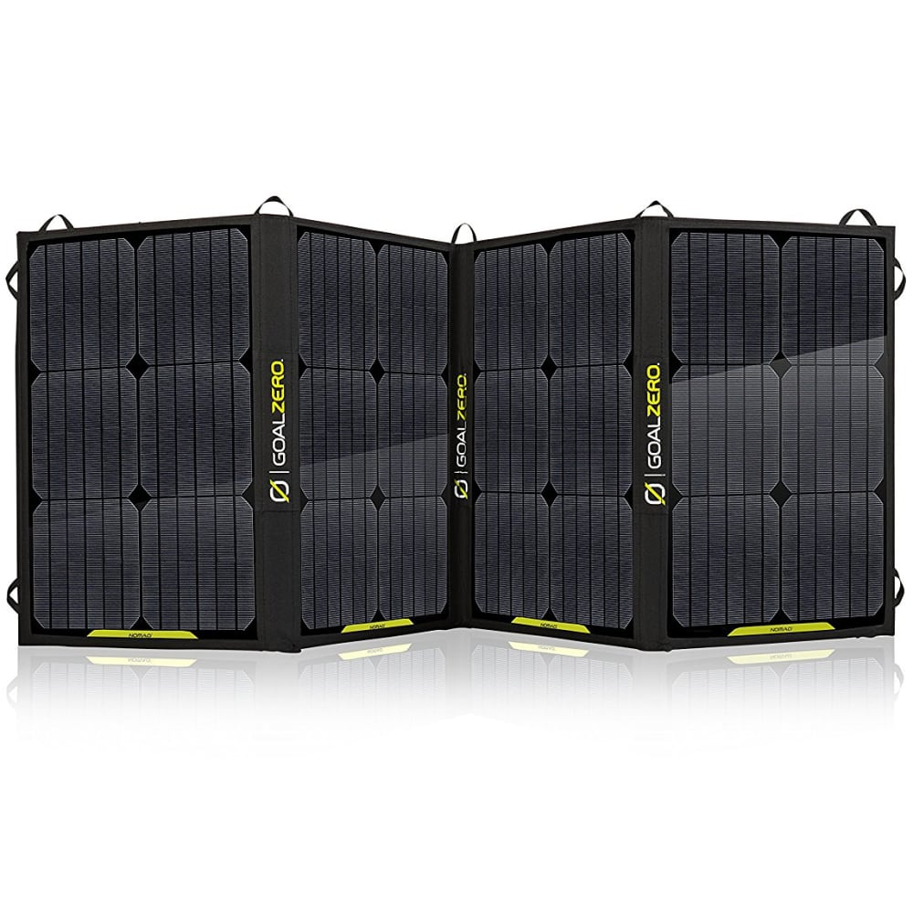 GOAL ZERO Nomad 100 Solar Panel - NONE