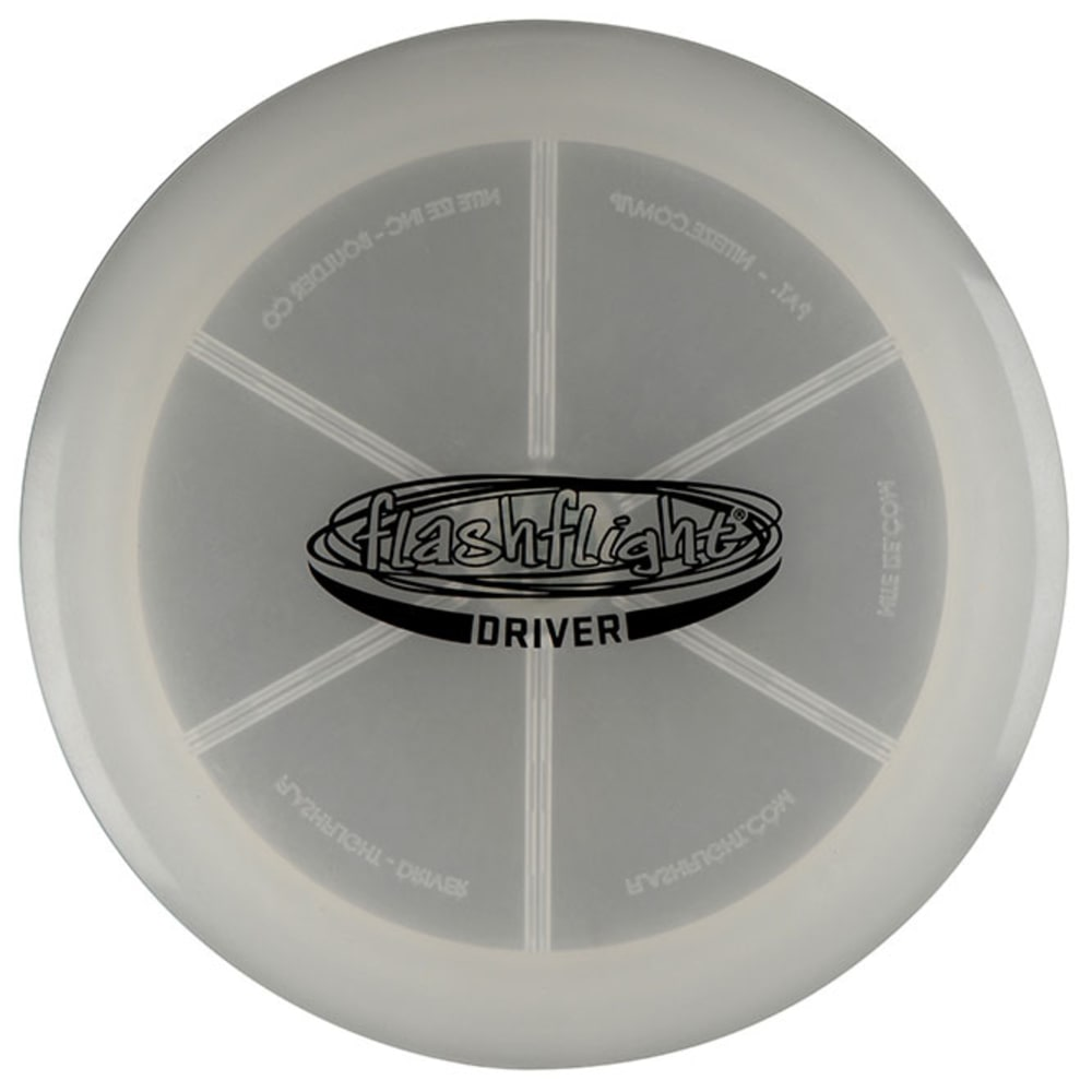 NITEZLE Flashlight LED Disc Golf Set - NONE