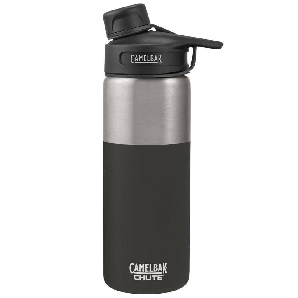 CAMELBAK Chute™ Vacuum Insulated Stainless Steel Water Bottle, .6L - JET BLACK 53863
