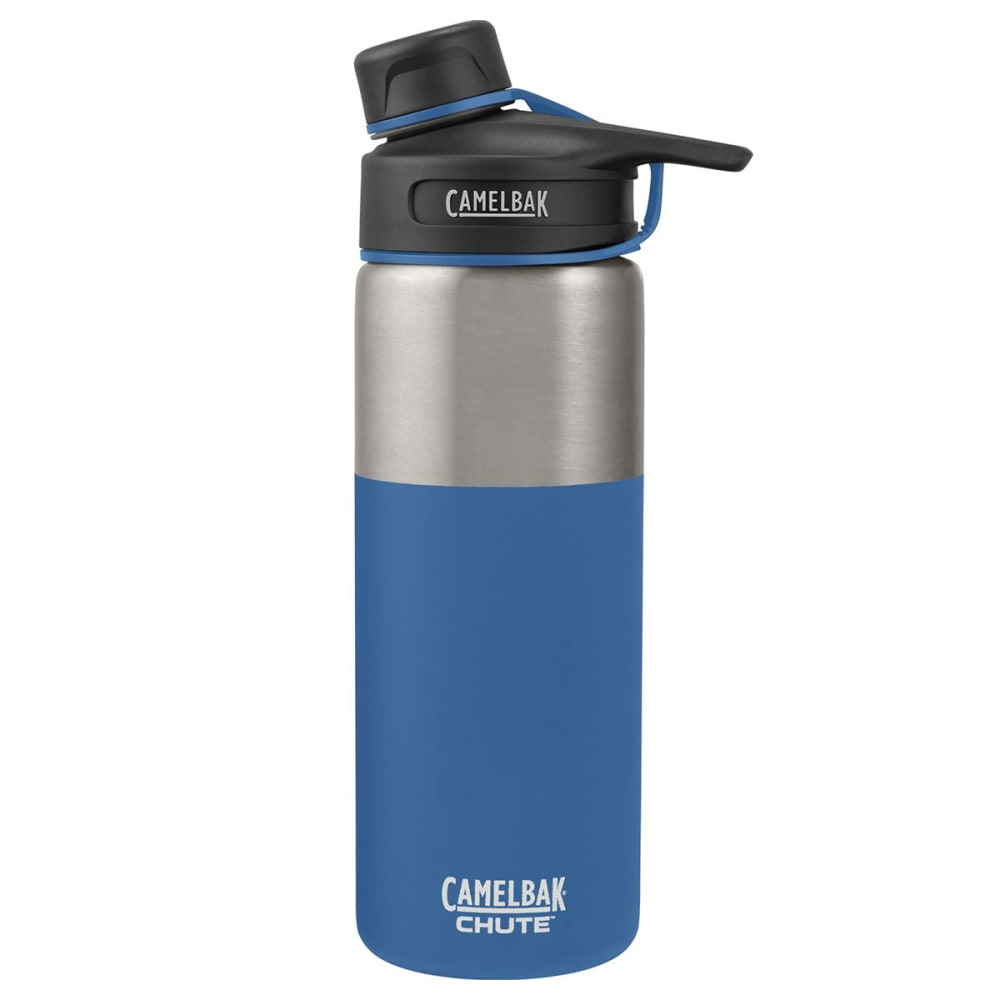 CAMELBAK Chute™ Vacuum Insulated Stainless Steel Water Bottle, .6L - PACIFIC BLUE 53864