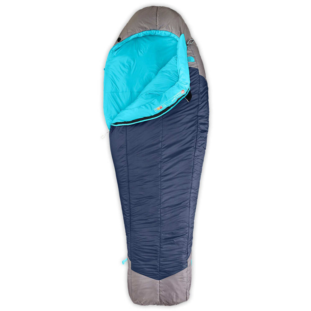 THE NORTH FACE Women's Cat's Meow Sleeping Bag - ENSIGN BLUE/ZINC GRY