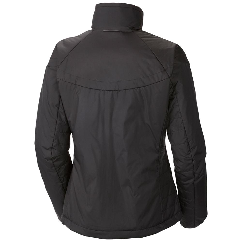 COLUMBIA Women's Whirlibird™ Interchange Jacket - 012-BLACK CROSSDYE