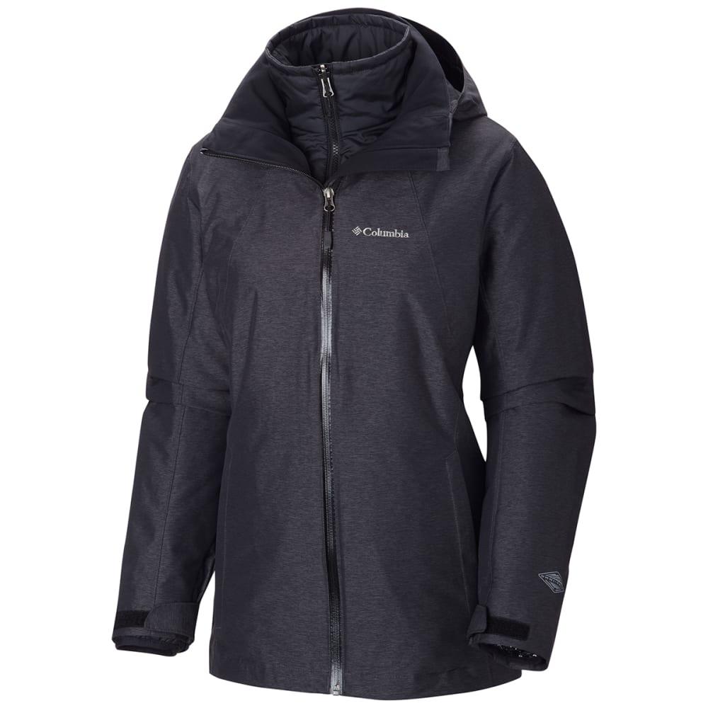 Columbia Women's Whirlibird™ Interchange Jacket - Black 1558301