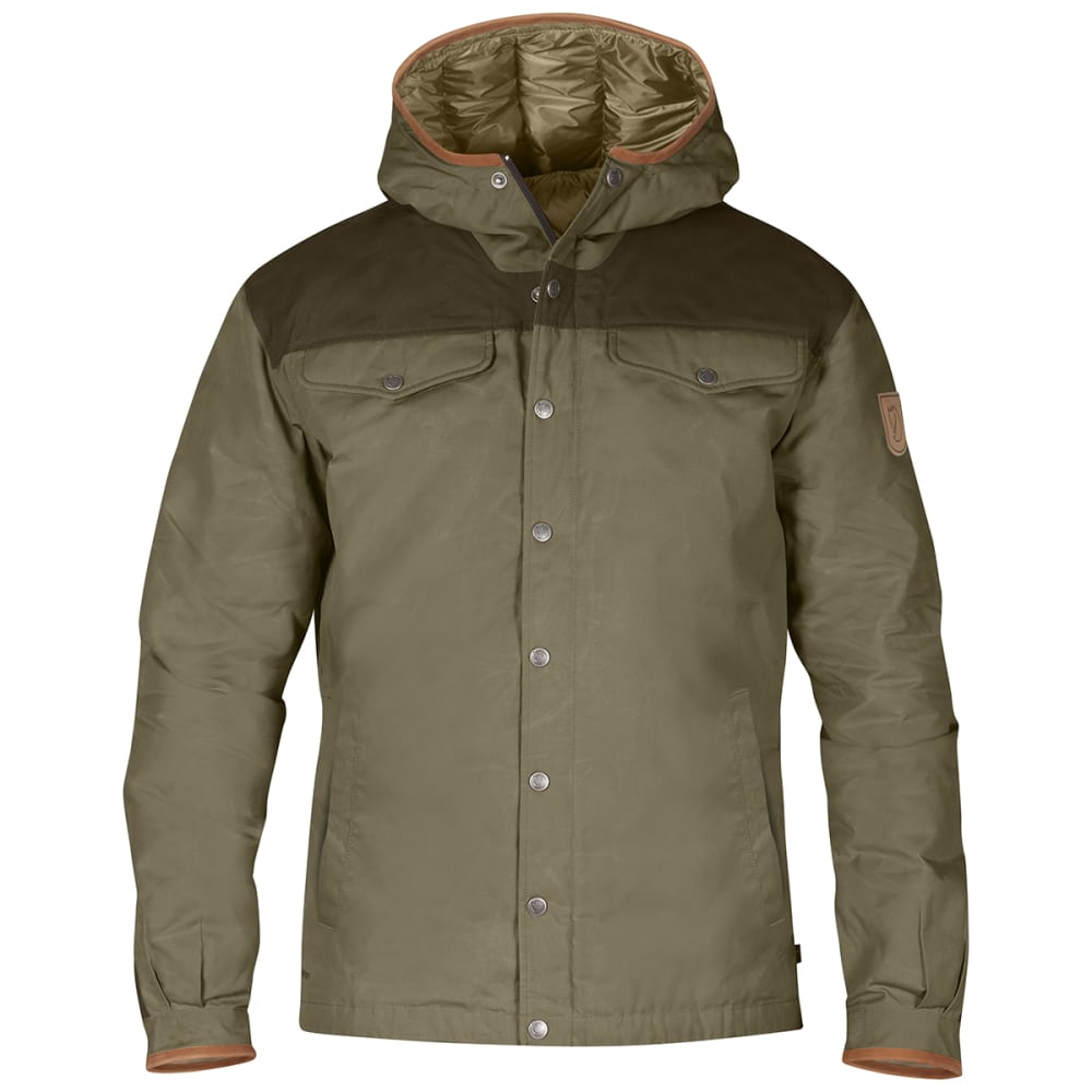 FJALLRAVEN Men's Greenland No. 1 Down Jacket - TARMAC 246