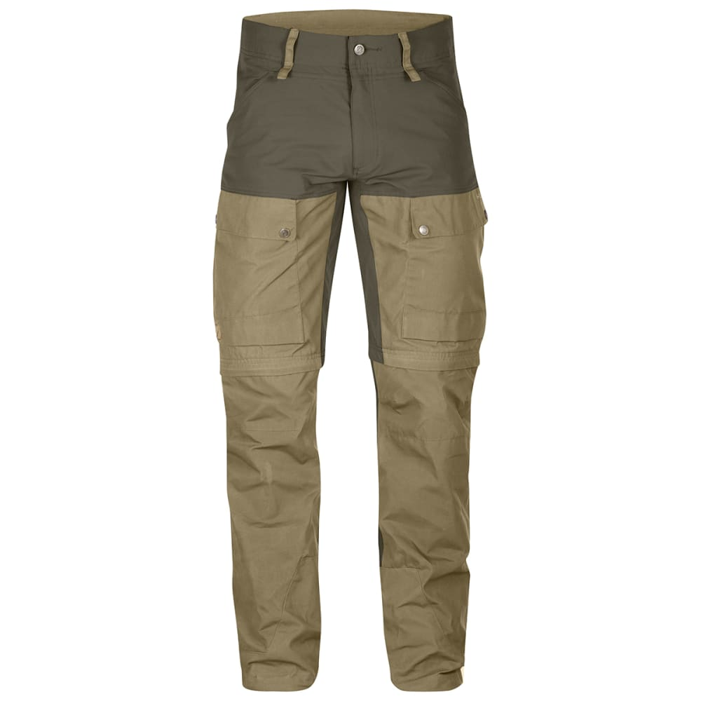 FJALLRAVEN Men's Keb Gaiter Trousers - SAND 220