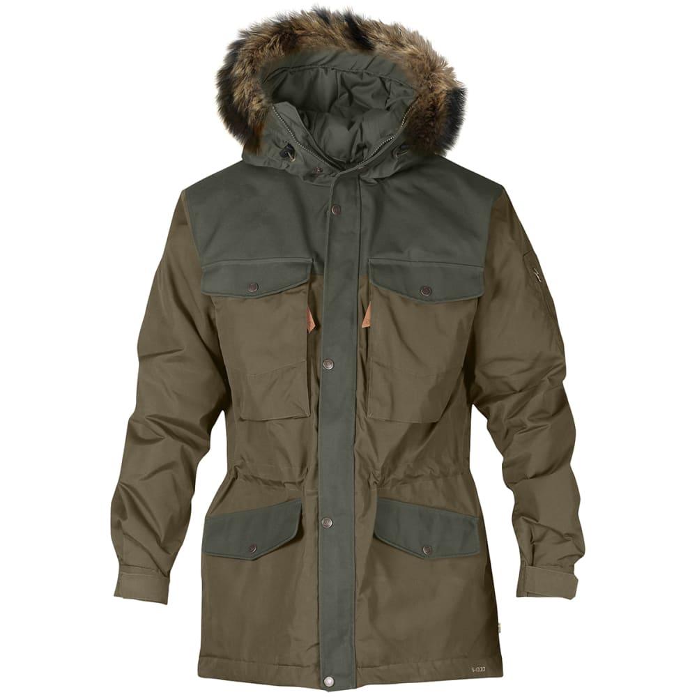 FJALLRAVEN Women's Sarek Winter Jacket - TAUPE 284