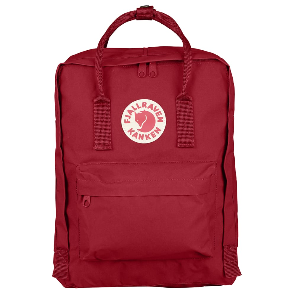 FJALLRAVEN Kanken Pack  - DEEP RED 325